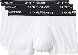 Emporio Armani安普里奥·阿玛尼男式内裤111357CC717 运动短裤 (一包3件)