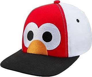 Sesame Street 男孩 Elmo 棒球帽 - 年龄 2-4 岁