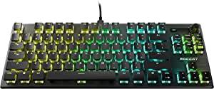 Vulcan TKL Pro 紧凑型光学 RGB 游戏键盘