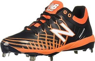 New Balance 男士 4040 V5 金属棒球鞋