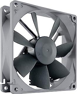 Noctua NF-B9 redux-1600,高性能散热风扇,3针,1600 RPM (92mm,灰色)