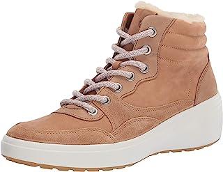 ECCO 女式柔软 7 坡跟Tred 冬靴