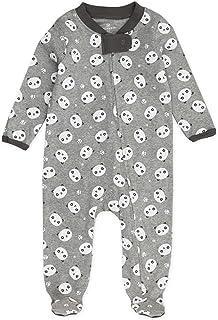 The Honest Company 婴儿*棉*和玩耍 熊猫 3-6 Months