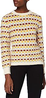 TOM TAILOR Denim 女士多色蜂窝状套头衫