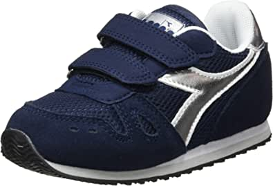 Diadora 女童 Simple Run Td Girl 婴儿鞋