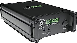 MACKIE 麦奇单人48V幻象电源M48 国内正品