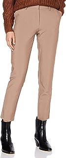 Pieces 女式 Pcboss Mw 及踝裤 Noos 长裤