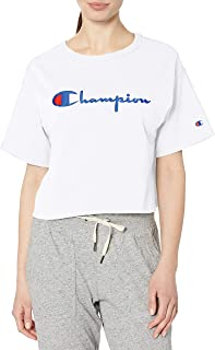 Champion LIFE Women's Heritage Cropped Tee