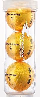 Chromax 金属 M5 彩色高尔夫球(3 只装管装)