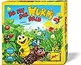 Zoch 601132100 Da ist der Wurm 在里面,儿童游戏 2011,轻柔和波浪的骰子和观察游戏 4 岁以上