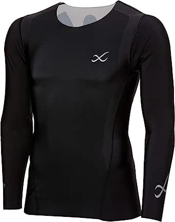 CW-X 机能上衣 SPEED Model(圆领、长袖) JAO099 男士