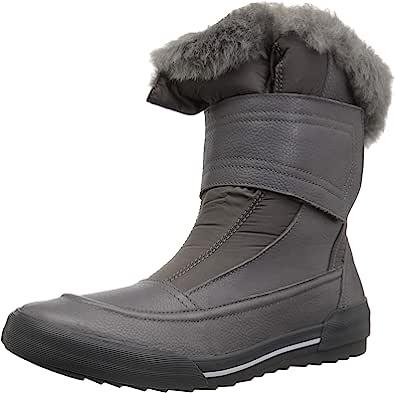 Clarks Gilby Merilyn 女士皮革雪地靴