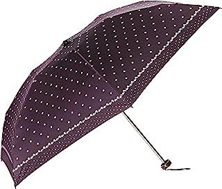 [月巴特] Light Style(轻型风格) 妇女 轻量 晴雨两用 UV 遮挡率99% 以上 花点印刷