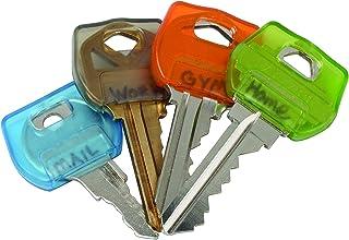 Nite Ize 识别钥匙盖,通用按键盖,快速识别钥匙,多种颜色