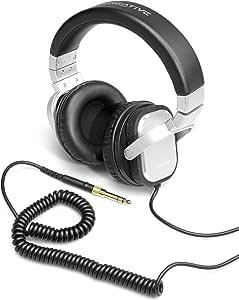 Creative 创新 Zen Aurvana DJ 头戴式 监听耳机 表现真实的原音质