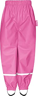 Playshoes 婴儿-女孩雨裤无背带紧身裤