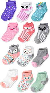 Cherokee 女童短袜 12 双装
