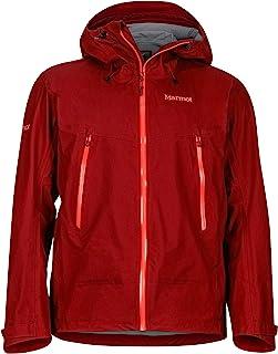 Marmot 红色星星男式防水防雨夹克