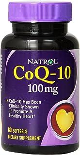 Natrol CoQ-10 100mg 胶囊 60粒