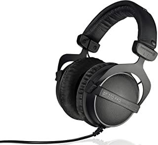 beyerdynamic DT 770 PRO Ohm 工作室耳机Beyerdynamic DT 770-250 ohm Black 250 OHM