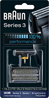 Braun Series 3 Combi 30b Foil And Cutter Replacement Pack (7000/4000 Series) 30B