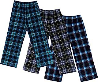 Mad Dog Concepts 男童抓绒睡裤 3 件装