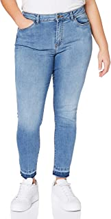 Naf Naf 女士 G-Blue 长裤