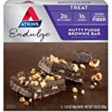 Atkins Nutritionals Inc. (阿特金斯) - Endulge酒吧坚果乳脂软糖果仁巧克力 - 5 条