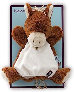 Kaloo K963147 Les Amis Doudou 木偶,30 厘米/ 11.8 英寸,摩卡马