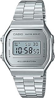 Casio 卡西欧 中性手表 不锈钢表带