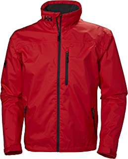 Helly Hansen Men's Crew Midlayer Rain and Sailing Jacket