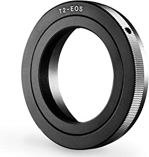 walimex T2 适配器10997 für Canon AF 黑色