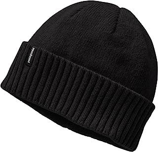 巴塔哥尼亚帽子Brodeo再生羊毛帽子 - 黑色