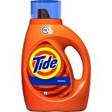 Tide HE Liquid Laundry Detergent - Original 原味 50盎司 50