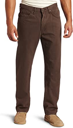 Lee 男士标准修身直筒牛仔裤 Walnut 38W x 30L