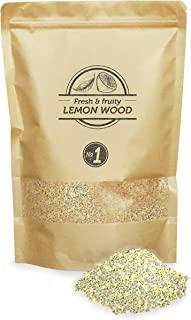 烟熏橄榄木 1.5L 烟灰,柠檬树木,颗粒大小 0-1mm