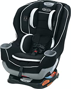Graco Extend2Fit 可转向儿童汽车座椅|Extend2Fit可使背向乘坐时间更长 , Binx