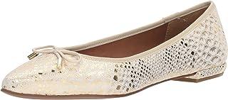 French Sole FS/NY 女士 Anaconda 芭蕾平底鞋