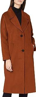 s.Oliver 女士羊毛混纺大衣