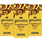 Gevalia Traditional Blend Mild Roast, 12 Ounce Bag (Pack of…