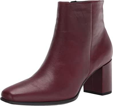 ECCO 女士 Shape 60 Mm 方形及踝时尚靴子