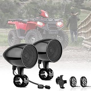 kemimoto 防水蓝牙音箱 ATV 摩托车