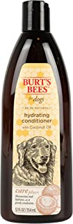 Burt's Bees care PLUS + 保湿外套 protecting 泡沫与椰子油狗 12 FZ