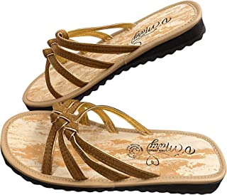 Con Amor D'Mary Spider 棕色凉鞋