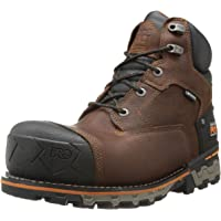 Timberland PRO Men's 6 Inch Boondock Comp Toe WP Insulated I…