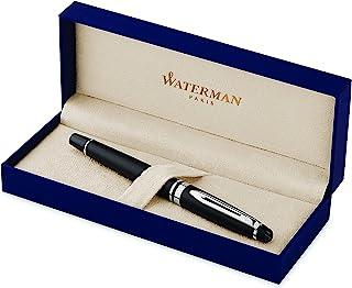 Waterman Expert Matte Black, Rollerball Pen with Fine Black refill (S0951880)