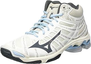 Mizuno 美津浓 Wave Voltage Mid 女士排球鞋