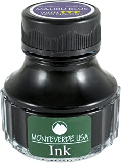 MONTEVERDE 蒙特韋德 瓶裝墨水(藍色) 美國品牌