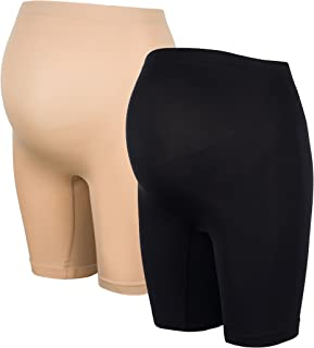 Φmutter 孕妇三角裤-孕妇内裤|长裤腿-长裤|无缝-支撑塑形|5500