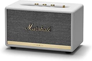 Marshall 马歇尔 Acton II蓝牙音响-白色USB,蓝牙,无线+有线(EU)